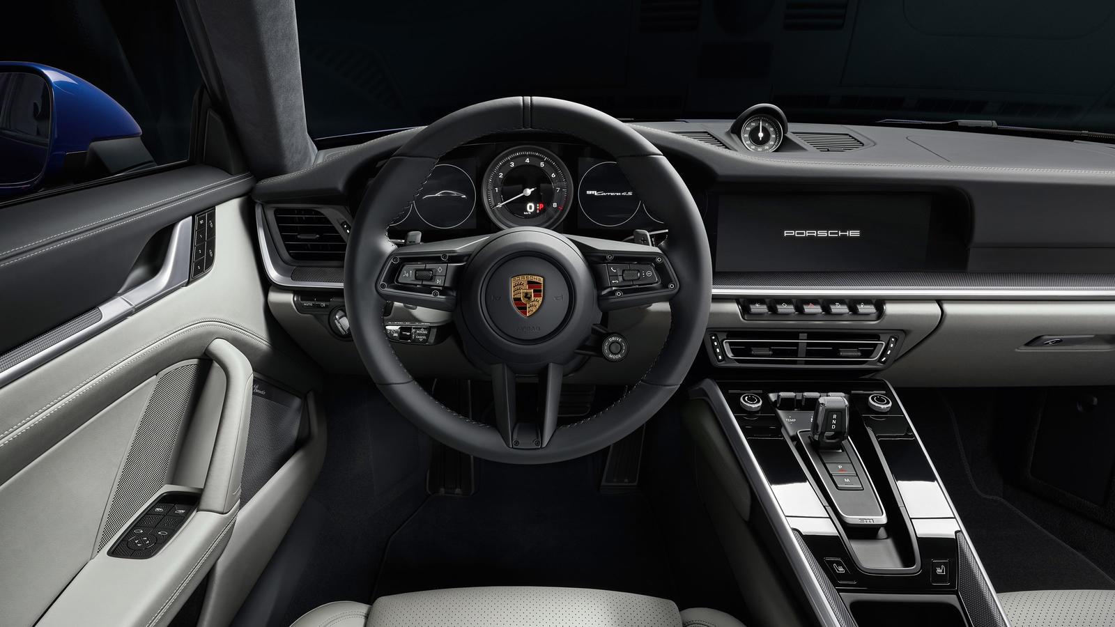 992 interior