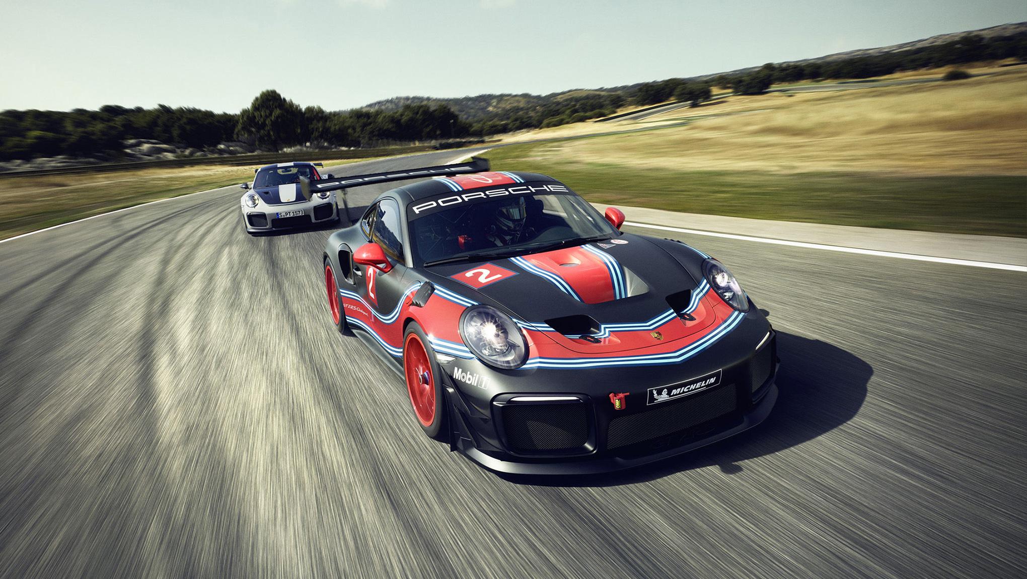 Porsche-GT2-RS-Clubsport---GT2-RS