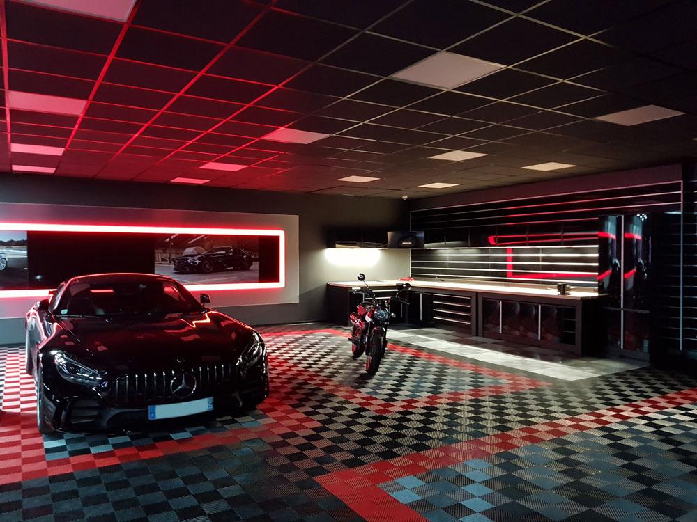 TRM-Garage
