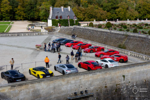 Cars & Coffee Centre 2018 par Geoffrey Berthon